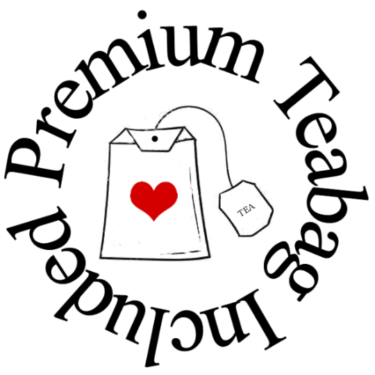 premium teabag included