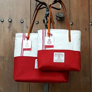 tote bags large and small